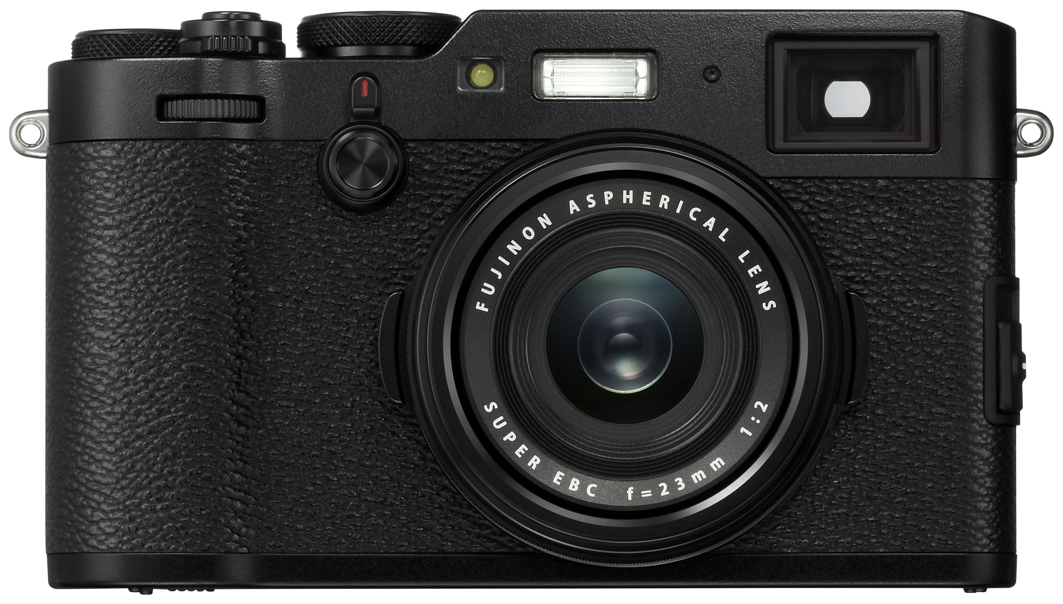 Image of Fujifilm X100F Mirrorless Camera Black