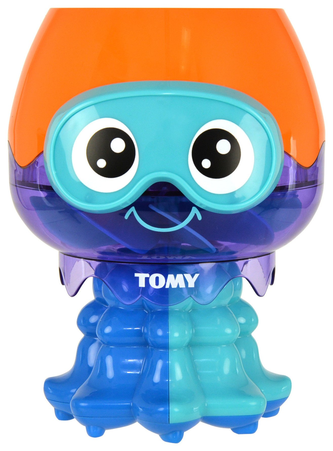 TOMY Toomies Spin & Splash Jellyfish Bath Toy
