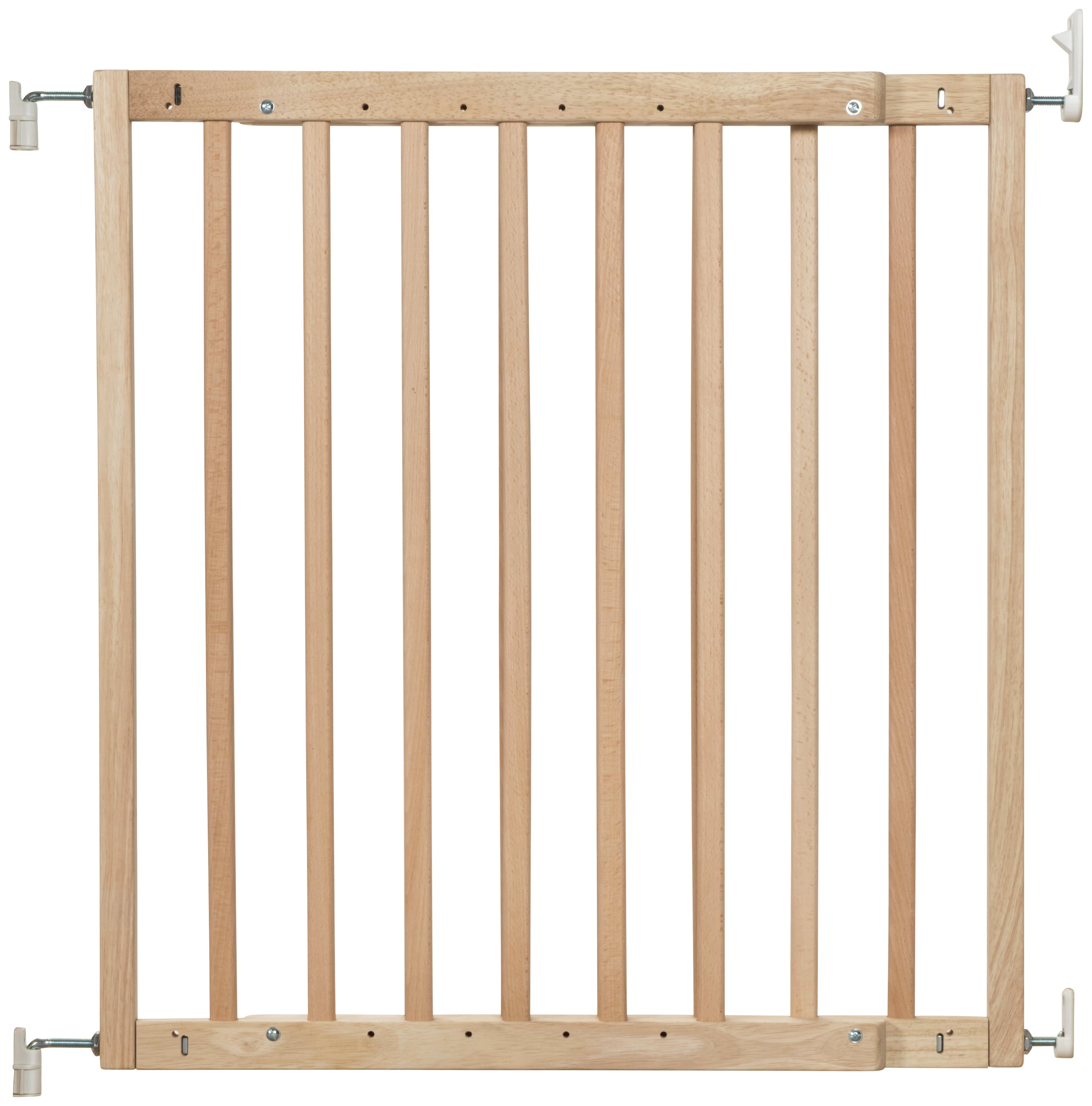 Badabulle Colour Pop Safety Gate - Natural