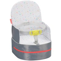 Badabulle Grey Travel Booster Seat.