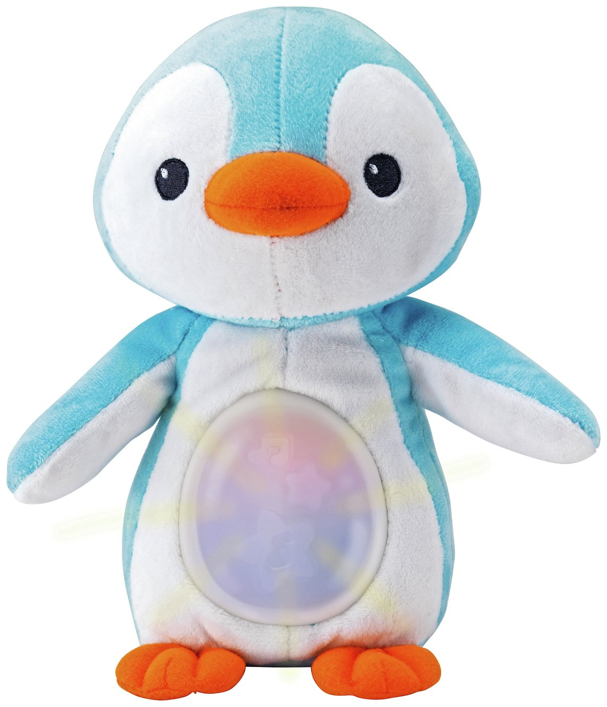 Image of Chad Valley Penguin Projector - Baby Blue