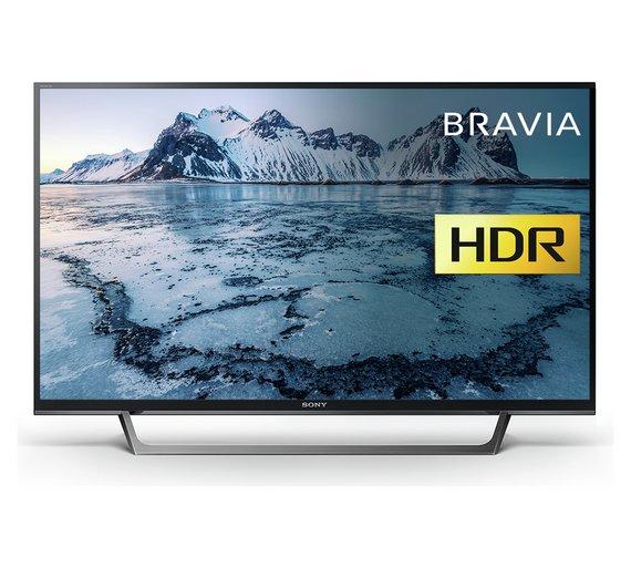 Sony KDL32W700B 32 Inch 80cm Full HD Smart LED LCD TV