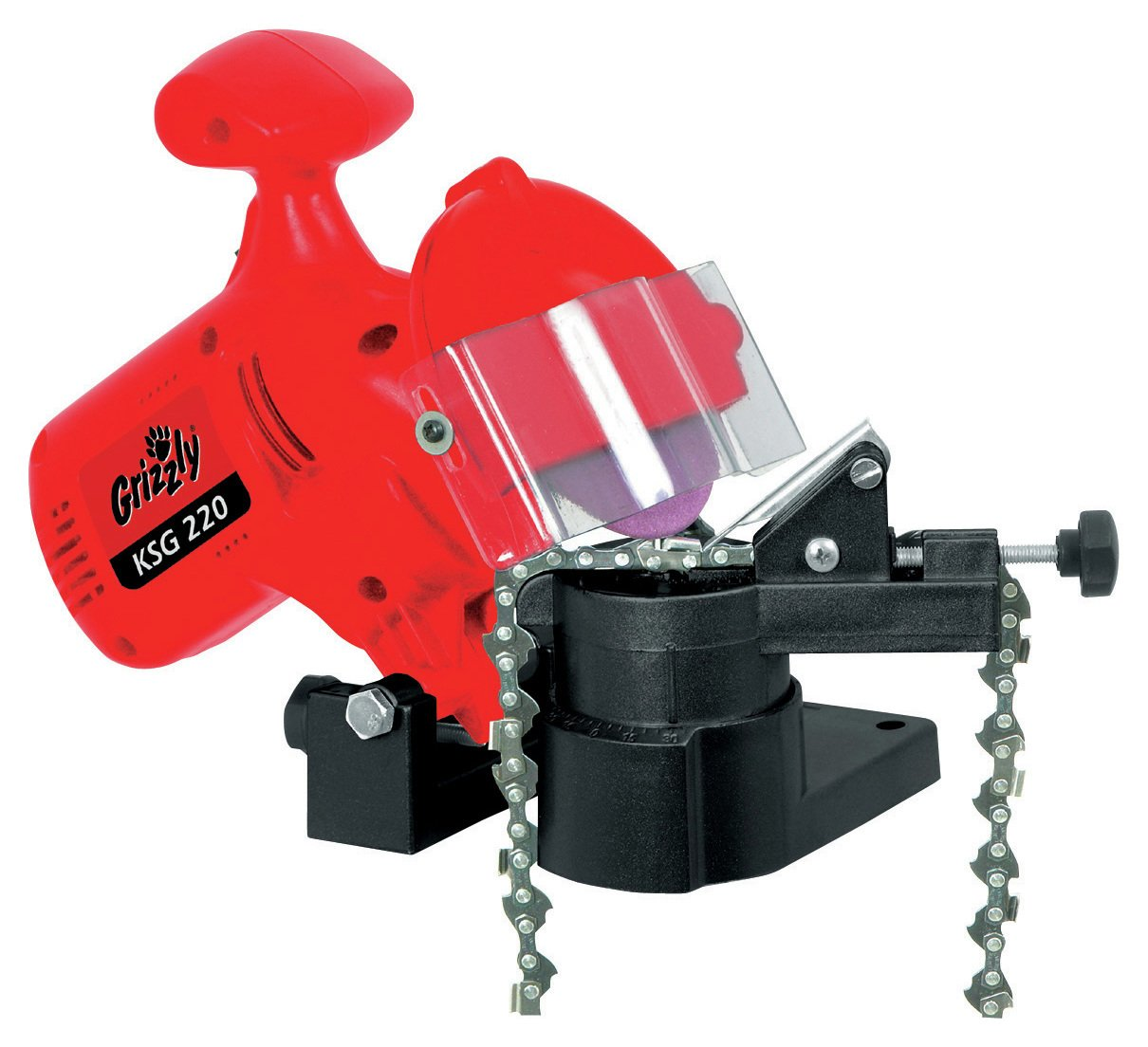 Image of Grizzly Tools Chain Sharpener.