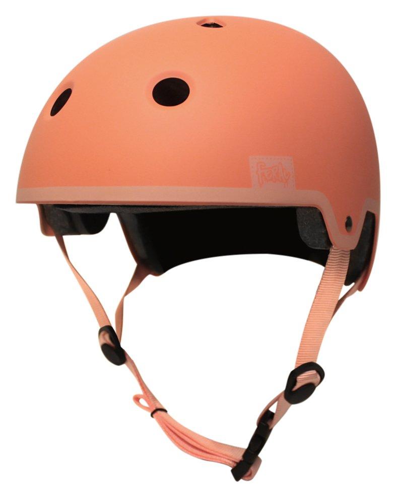 Image of Feral 55-58cm Bike Helmet - Coral Pink