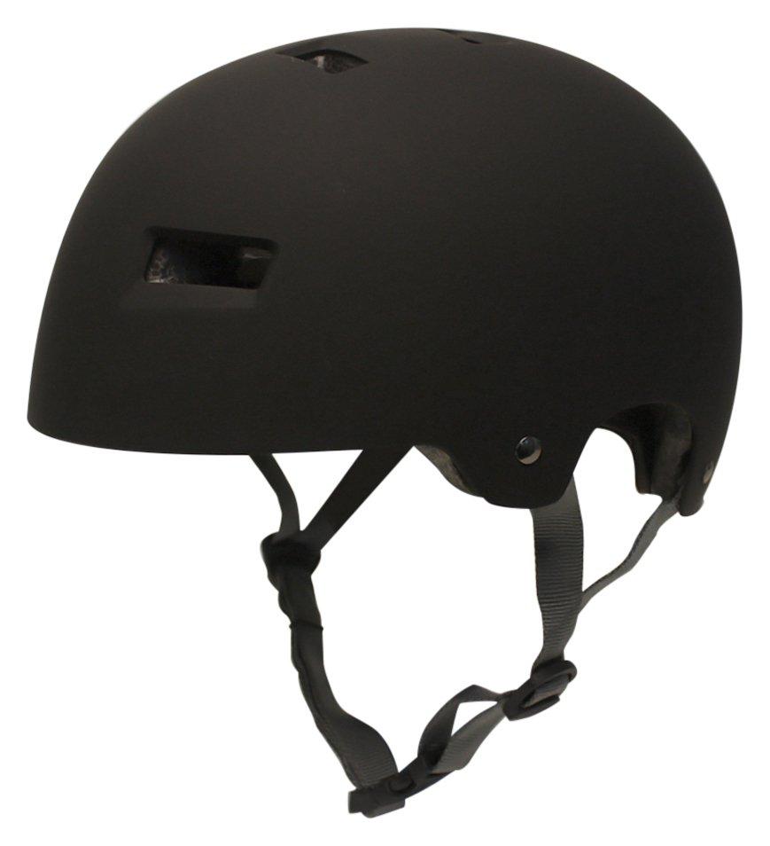 Image of Feral 58-61cm Bike Helmet - Black.