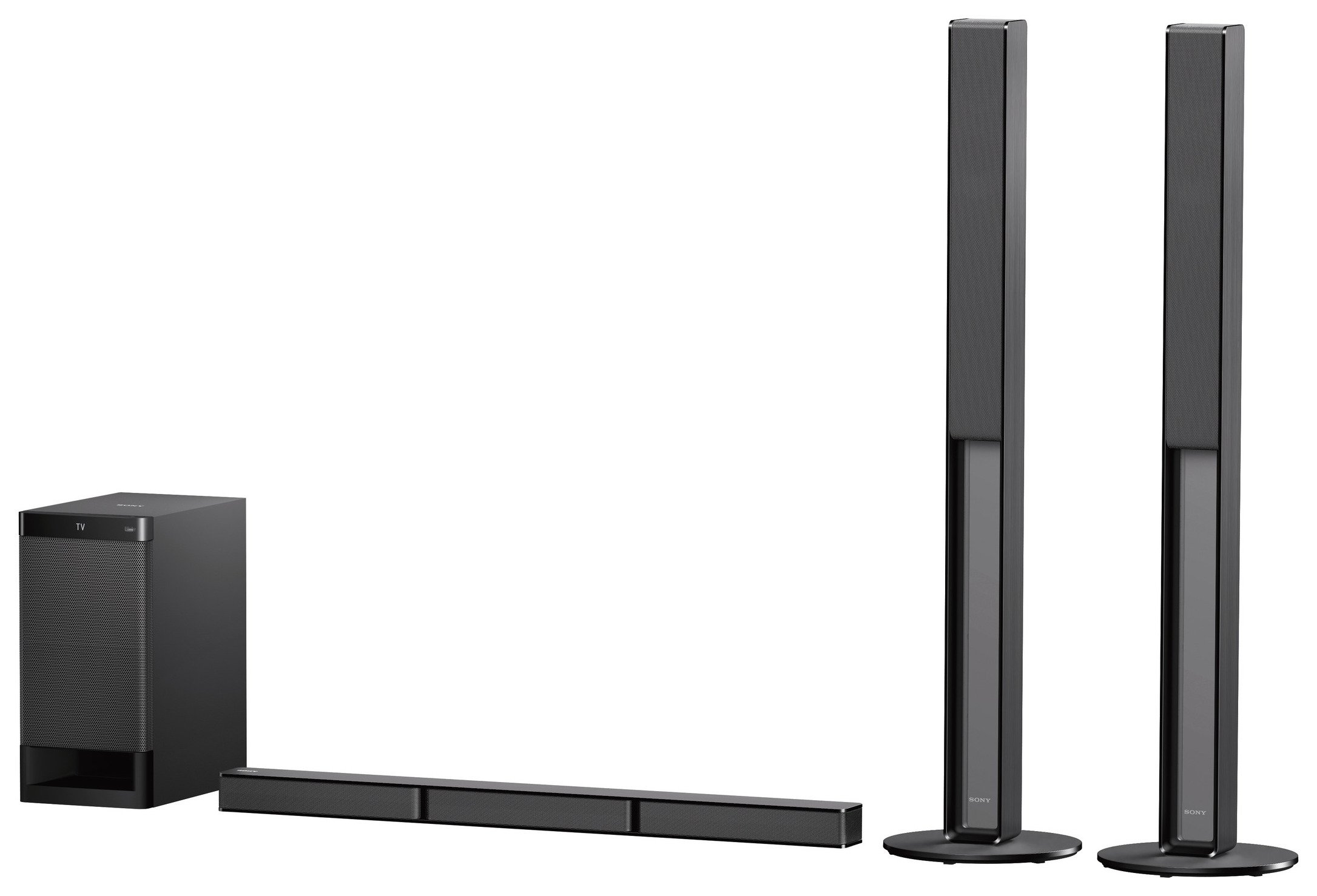 Sony HT-RT4 600W 5.1Ch Sound Bar with Wireless Subwoofer