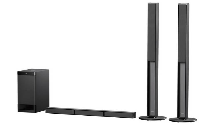 Sony HT-RT4 600W RMS 5.1ch Sound Bar with Bluetooth