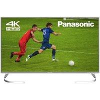 Panasonic TX65EX700B 65'' 4K Ultra HD Silver LED TV with HDR