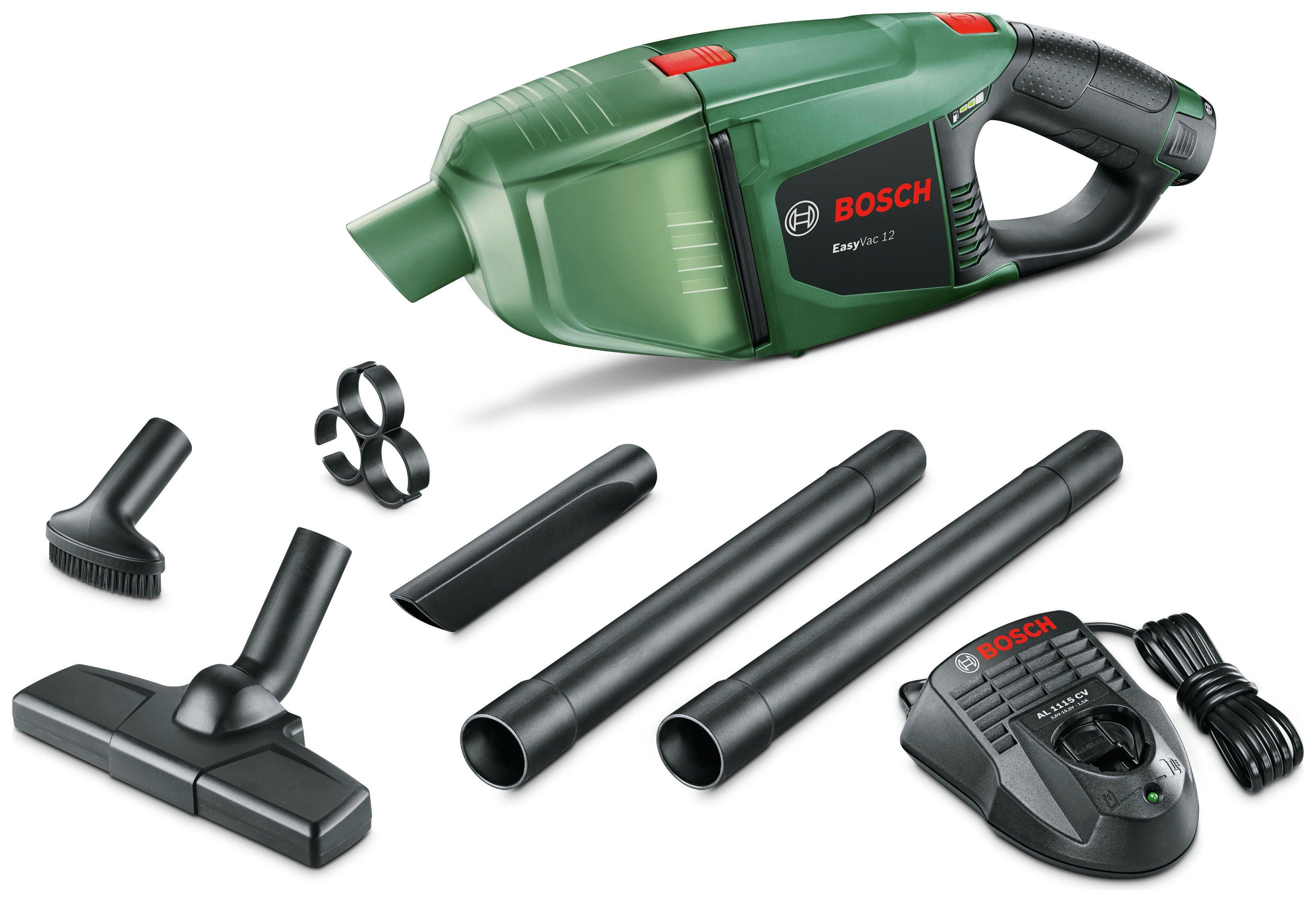 Bosch Bare Easy Vac Handheld Vacuum Cleaner - No Battery