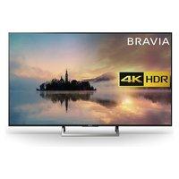 Sony KD49XE7002BU 49'' 4K Ultra HD Black LCD TV with HDR