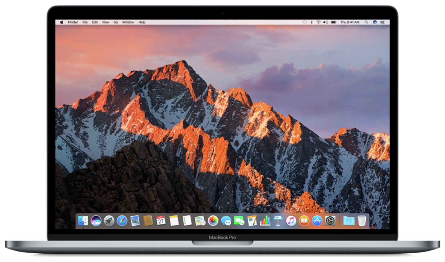 Apple Apple MacBook Pro Touch 2017 15 In i7 16GB 512GB Space Grey