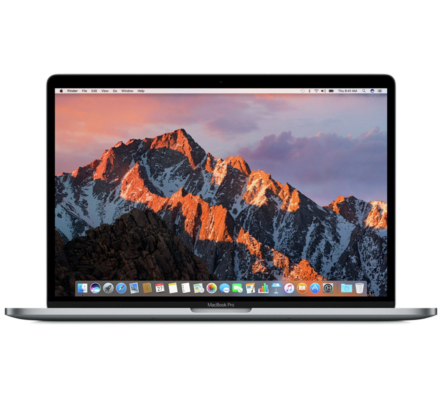 Apple MacBook Pro Touch 2017 15 In i7 16GB 512GB Space Grey by Apple 687/3767