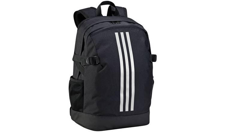 92309685f33 Buy Adidas Powerplus Backpack - Black | Backpacks | Argos