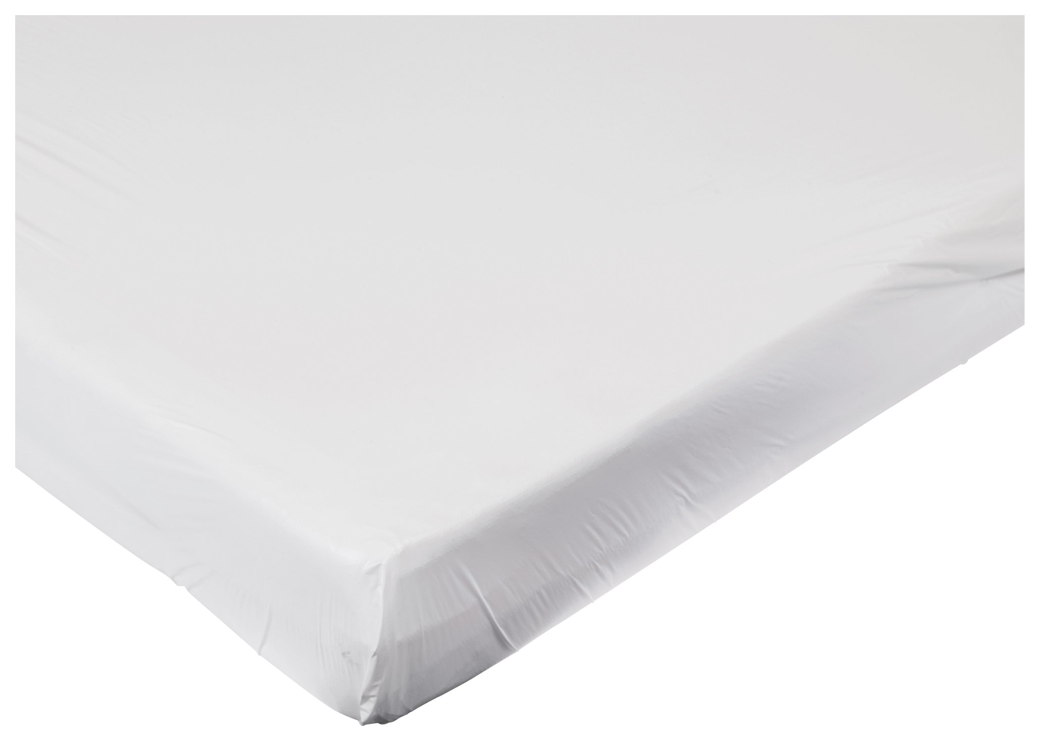 cuggl fitted cotbed mattress protector