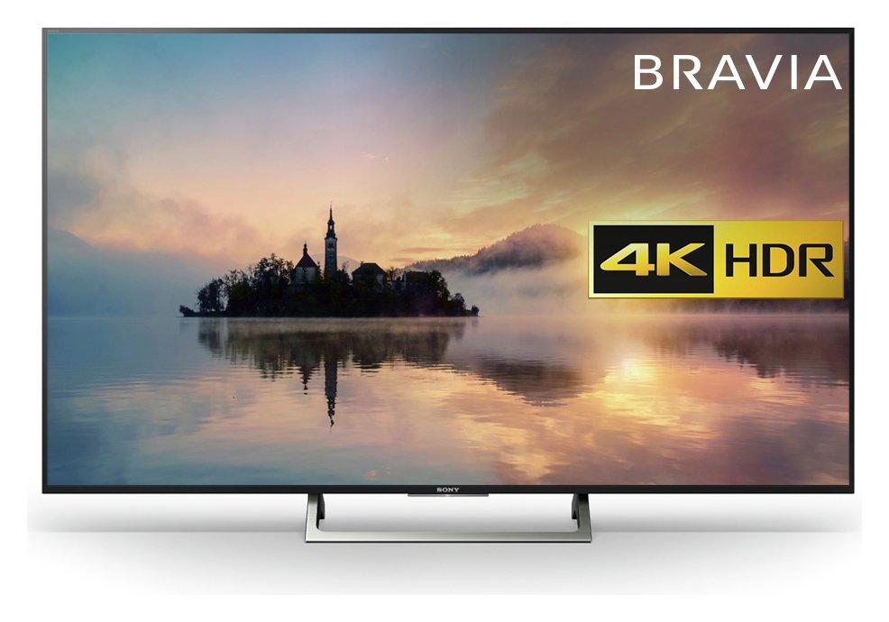 Sony Sony KD65XE7002BU 4K Ultra HD Smart 65 Inch TV With HDR