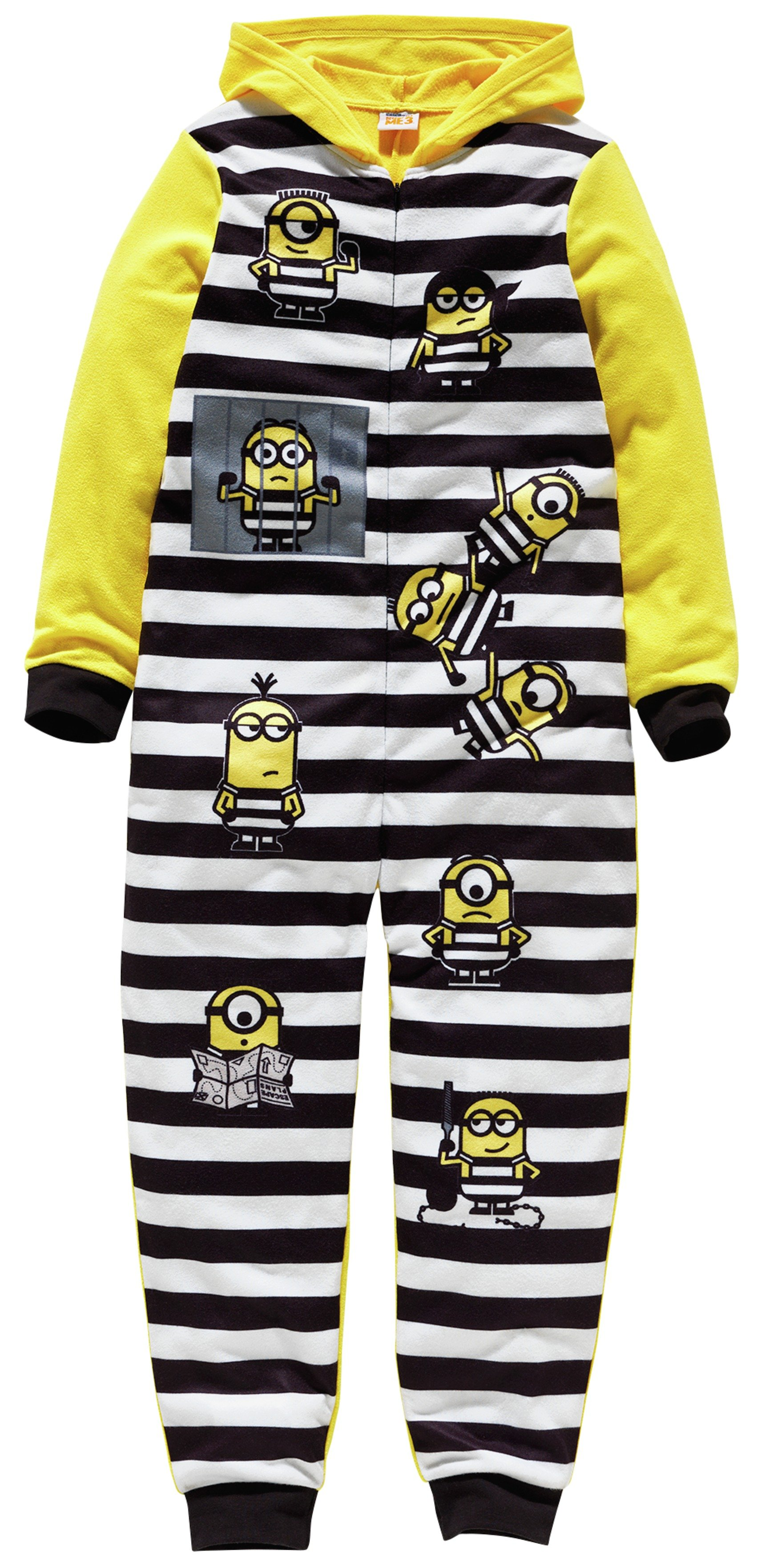 'Minions Yellow Onesie - 7-8 Years