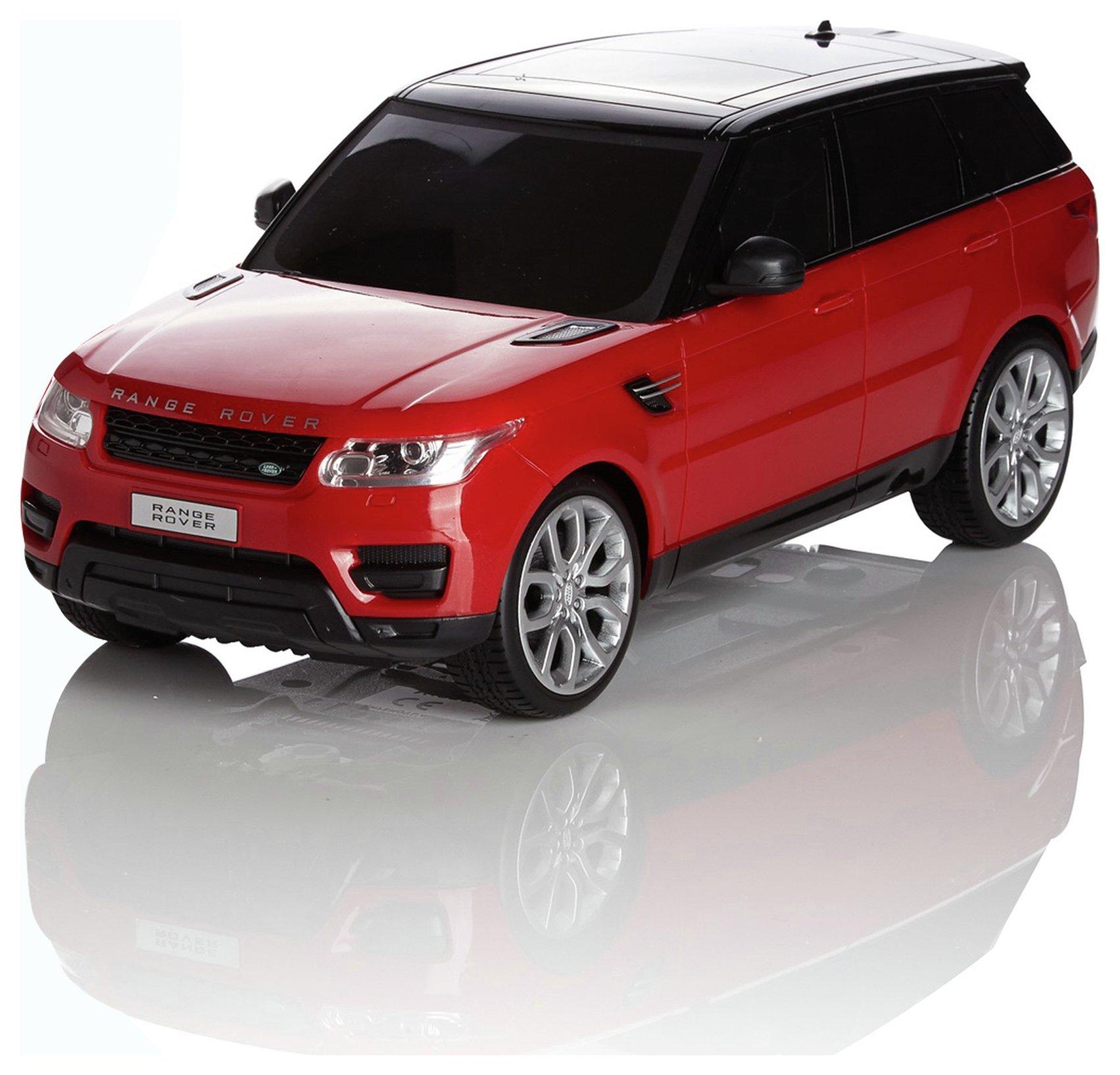 range rover sport 114 remote control car red. Black Bedroom Furniture Sets. Home Design Ideas