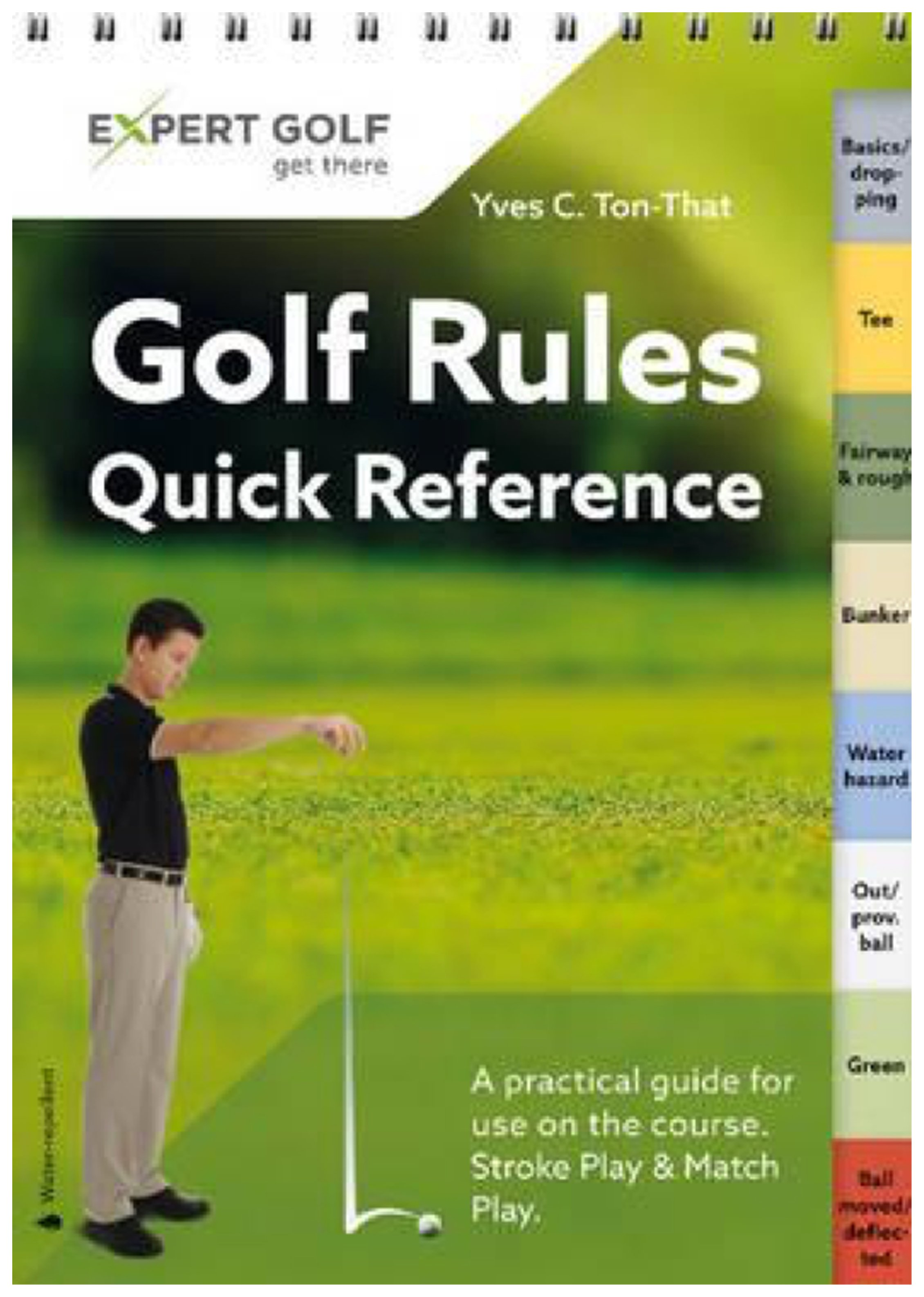 Golf Rules Multi Award Winning Book