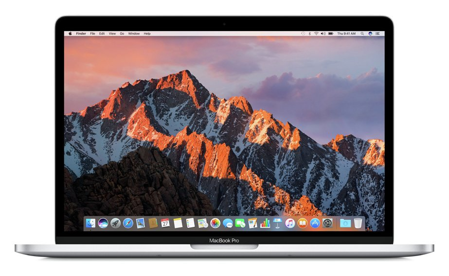 Apple Apple MacBook Pro Touch 2017 13 In i5 8GB 512GB Silver