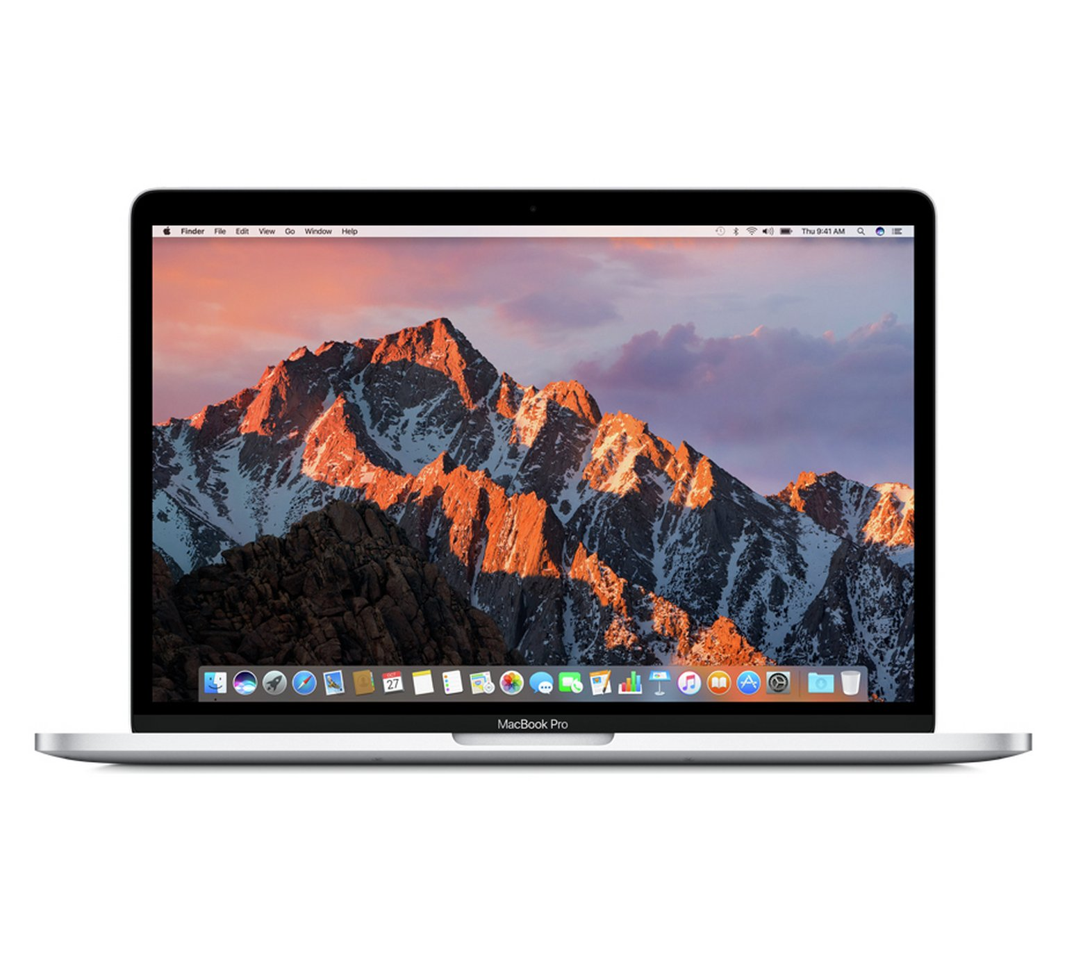 Apple MacBook Pro Touch 2017 13 In i5 8GB 512GB Silver by Apple 687/5727