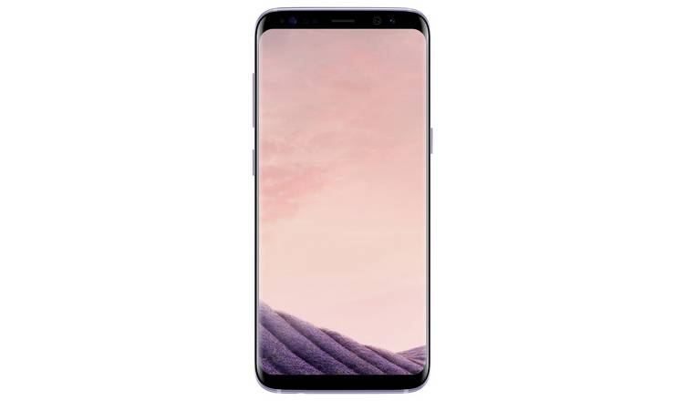 Buy SIM Free Samsung Galaxy S8 64GB Mobile Phone - Orchid Grey | SIM free  phones | Argos