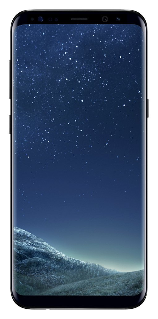 SIM Free Samsung Galaxy S8+ 64GB Mobile Phone - Black