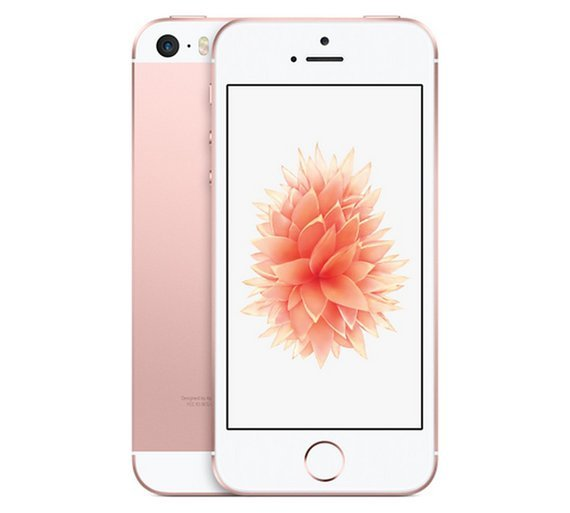 buy sim free apple iphone se 32gb mobile phone rose gold at your online shop for. Black Bedroom Furniture Sets. Home Design Ideas