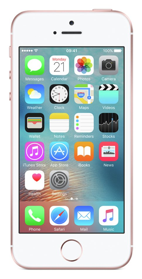 hd images of iphone 5s gold