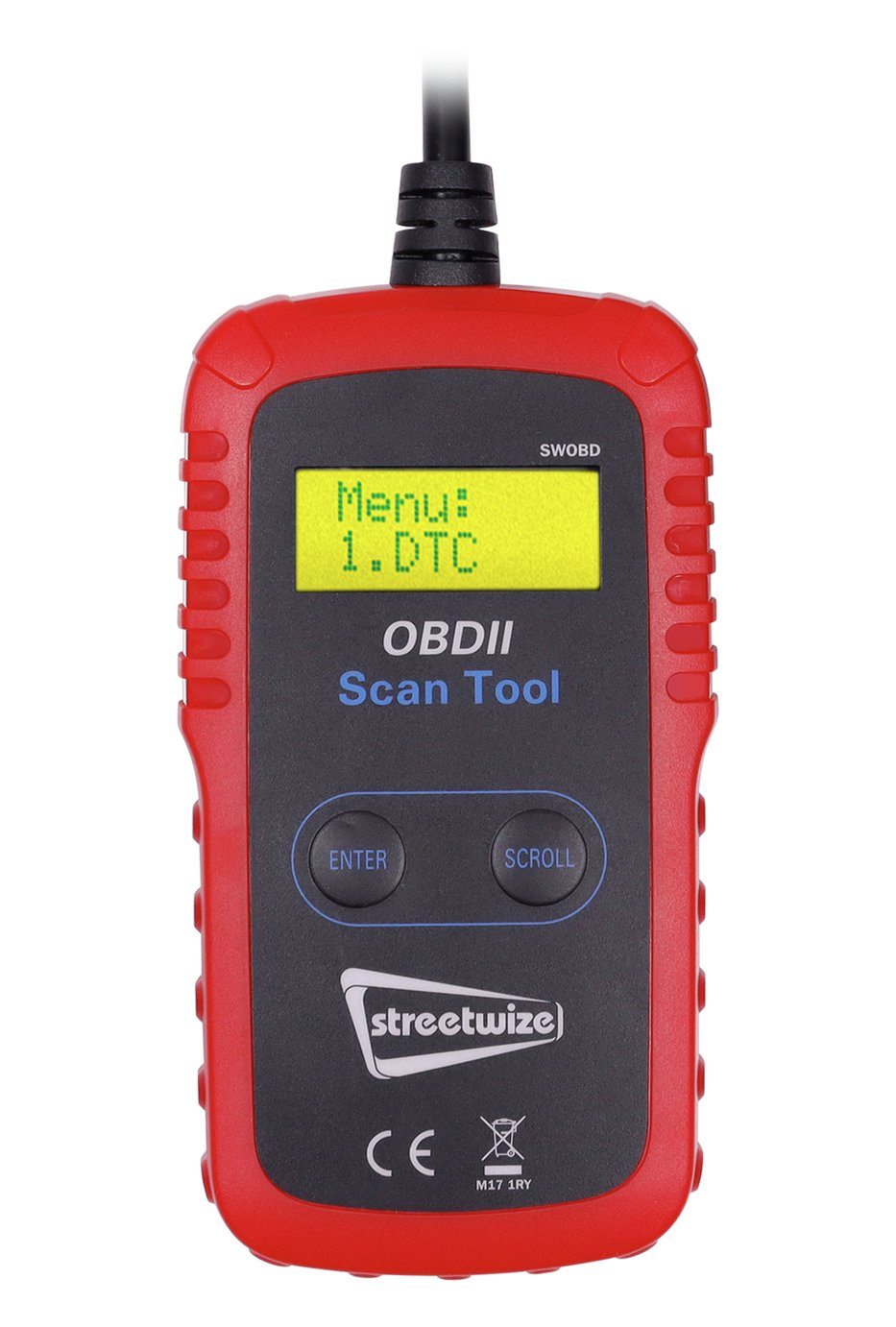 Streetwize Accessories Car Diagnostic Tool
