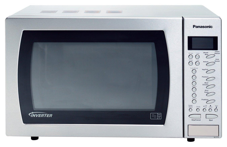 Panasonic NNST479SB Standard Touch Microwave - S.Steel