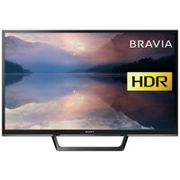 Sony KDL32RE403BU 32'' 720p HD Ready Black LCD TV with HDR