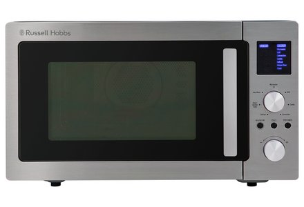 Russell Hobbs Combination 900W Microwave RHM2573 - S.Steel