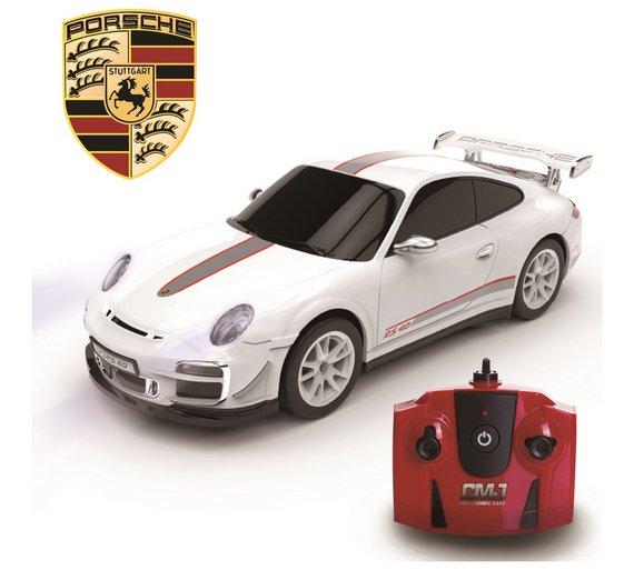 Buy Porsche 911 1:24 Remote Control Car - Orange | Radio controlled on