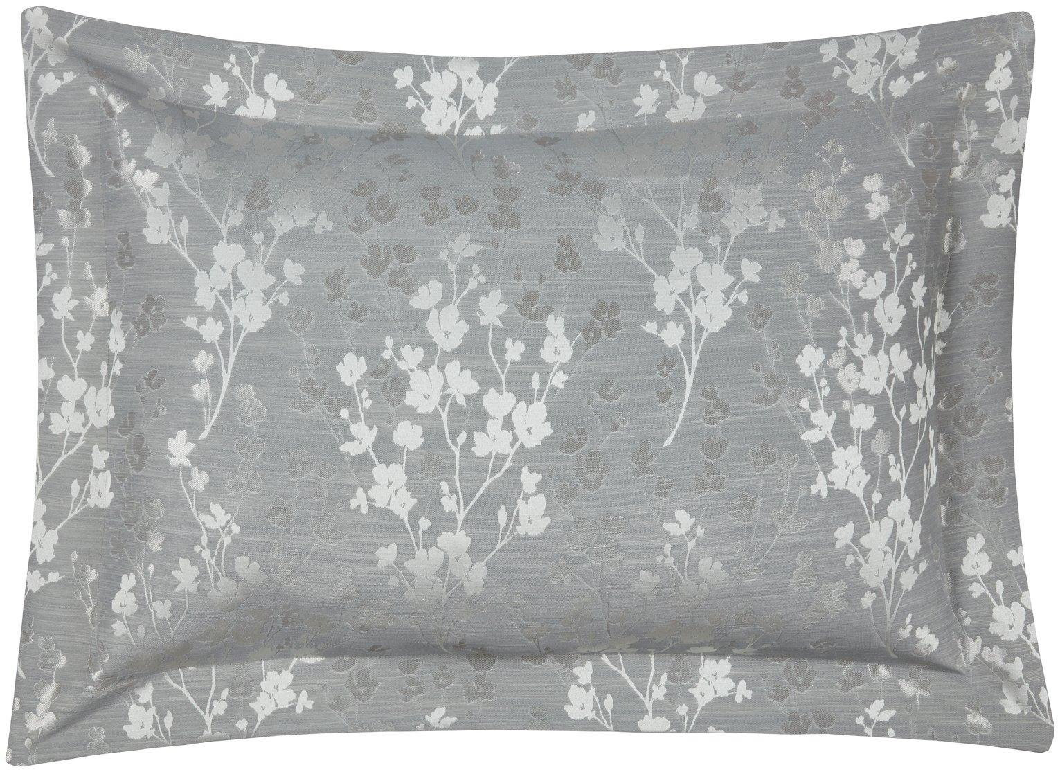 Julian Charles Blossom Pair of Oxford Pillowcases.