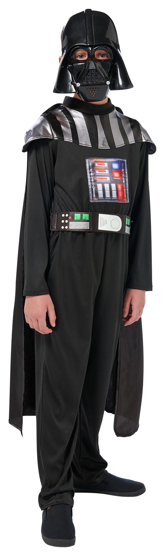 Star Wars Children's Darth Vader Fancy Dress - 9-10 Years