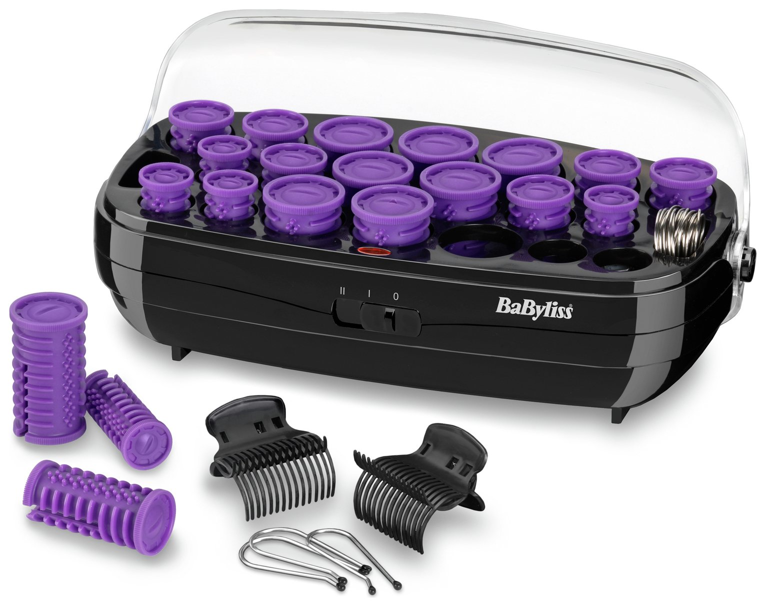 BaByliss Thermo Ceramic Heated Rollers