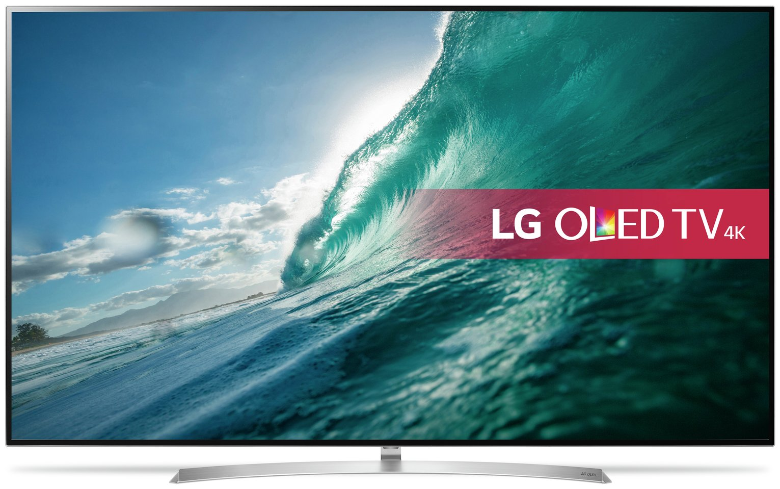 Image of LG OLED55B7V 55 Inch Smart OLED 4K Ultra HD TV with HDR