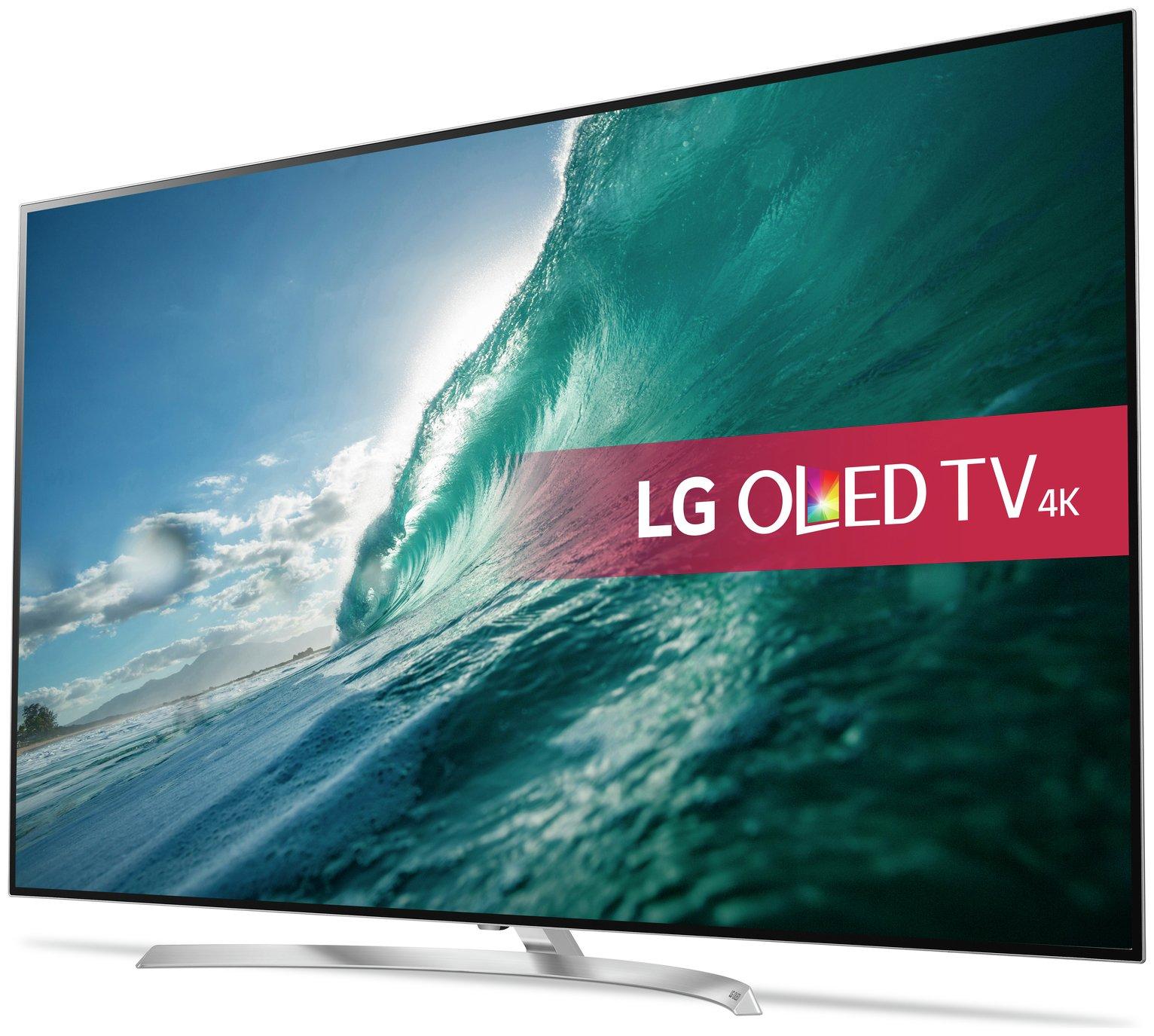 LG LG OLED55B7V 55 Inch Smart OLED 4K Ultra HD TV with HDR