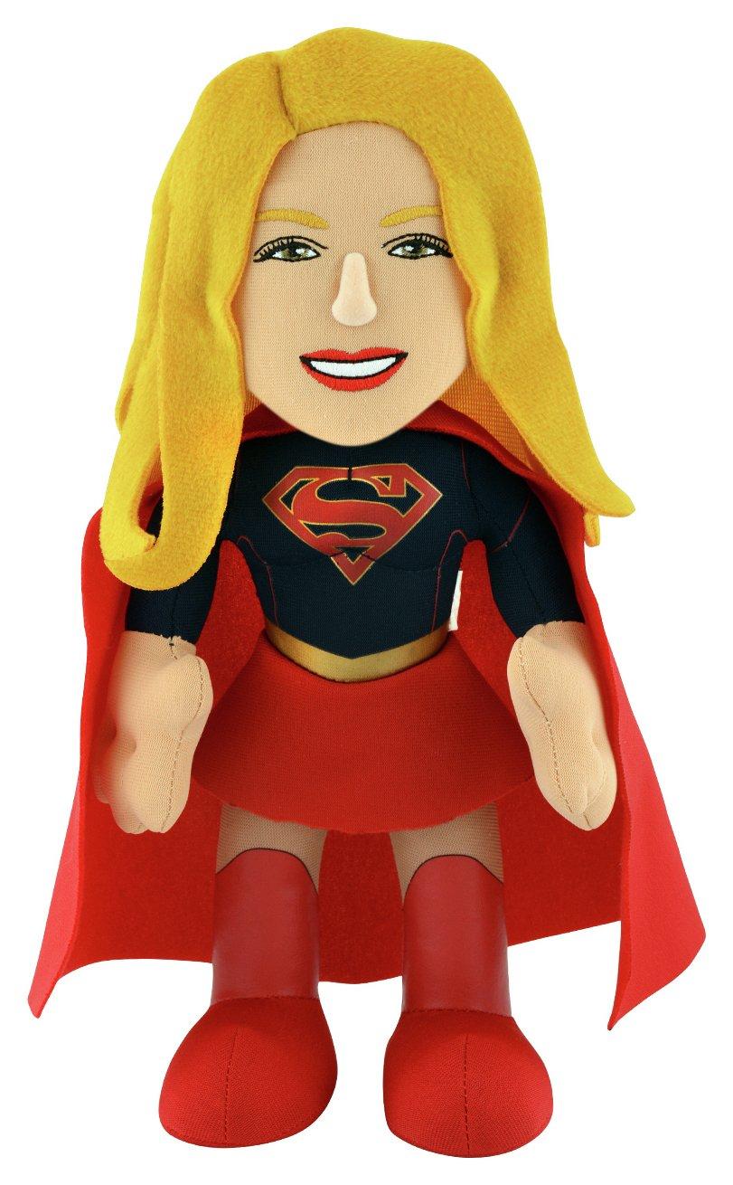 Image of Bleacher Creatures DC Comics DC TV Supergirl 10 Inch Plush.