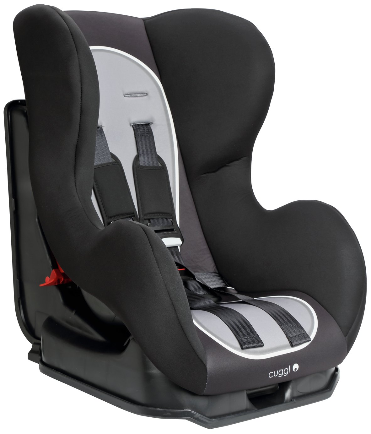 Cuggl Nightingale Group 1 Car Seat - Black and Grey