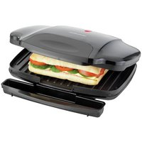 Cookworks Panini Grill - Black