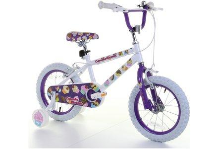 14 Inch Girls Bike - Cupcake Dreams