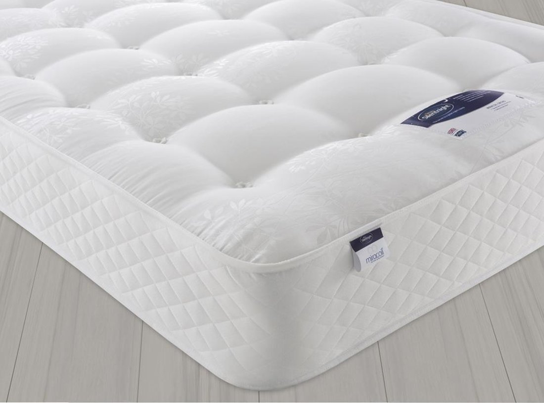 Silentnight McKenna Miracoil Ortho Double Mattress