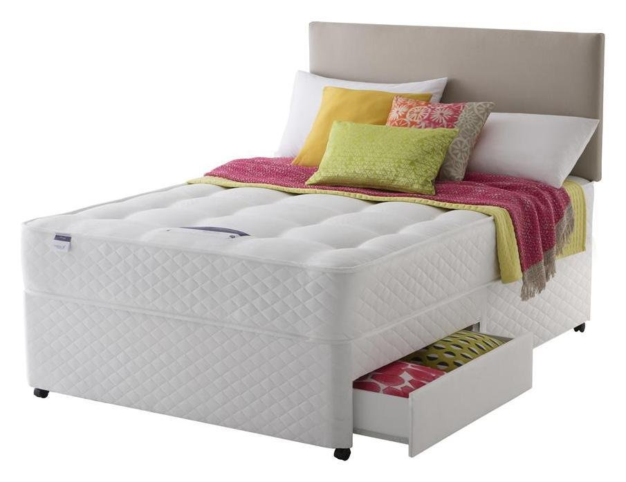 Silentnight McKenna Ortho Divan Bed - Double