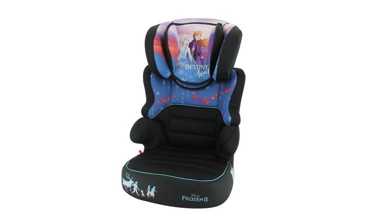 Disney Frozen 2 Befix SP LX Group 2/3 Car Booster Seat