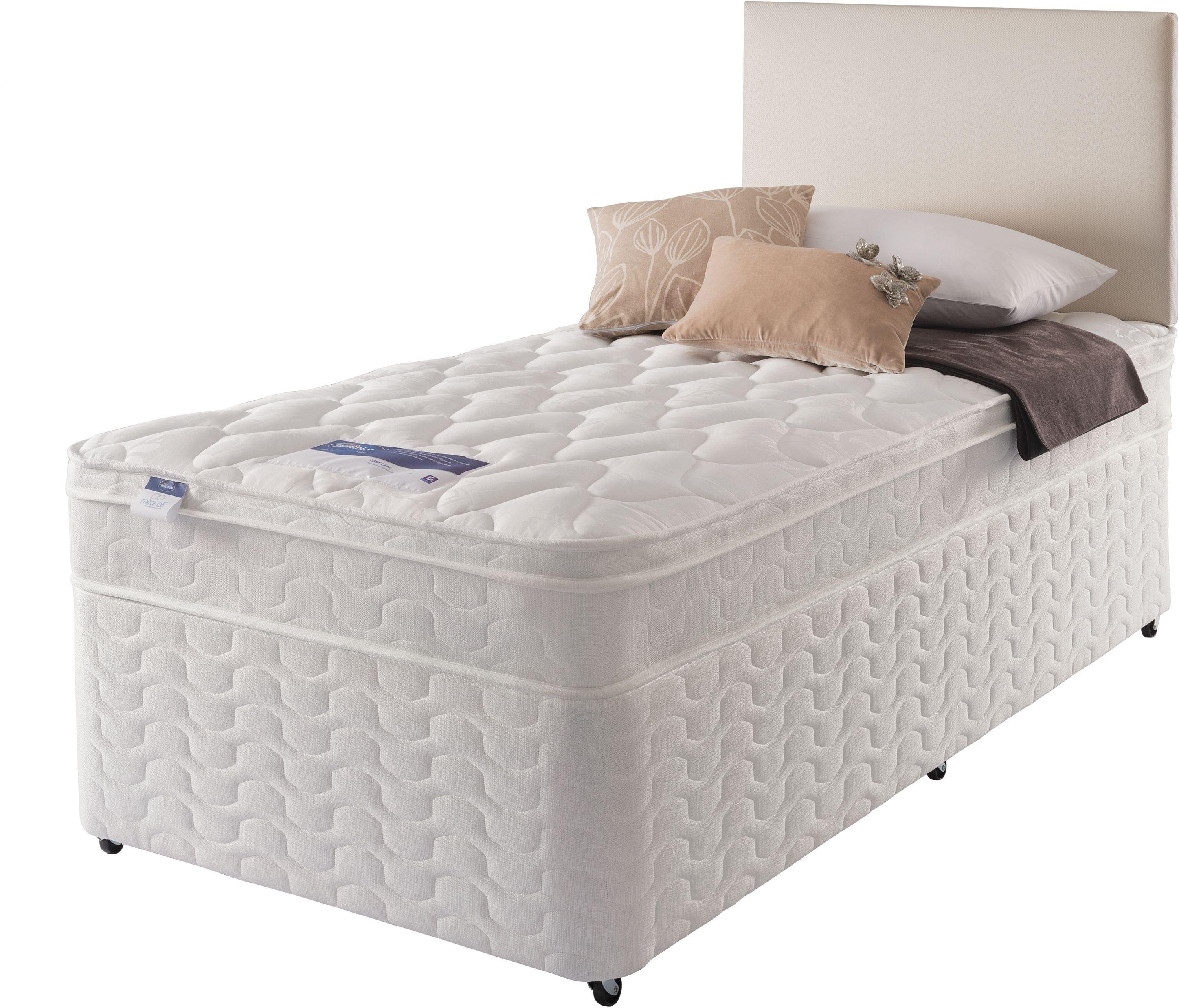 Silentnight Auckland Luxury Single Divan Bed