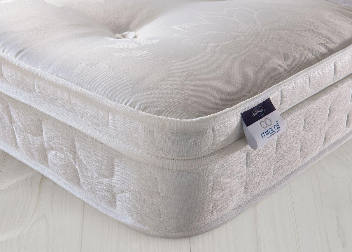 buy silentnight auckland ortho double mattress at argoscouk your online shop for bedroom furniture clearance home and garden home and garden - Ortho Mattress