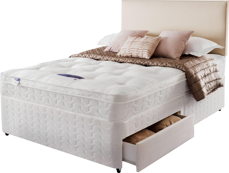 Sale on silentnight auckland ortho kingsize divan for Ortho divan beds