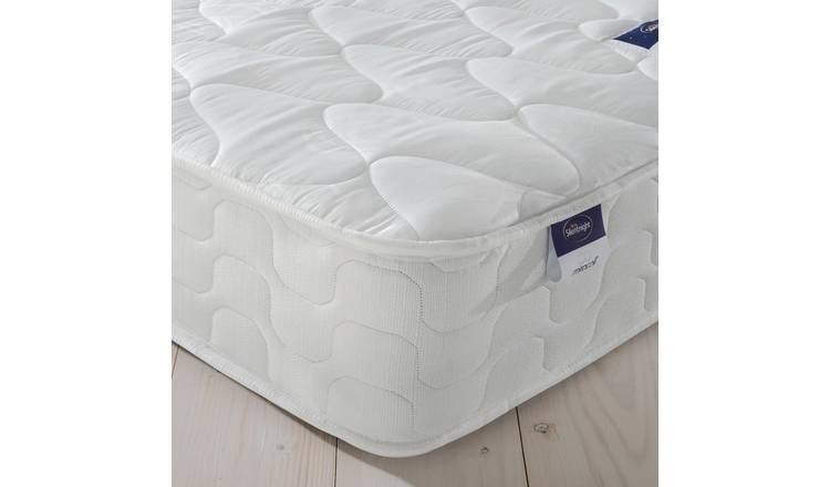 Silentnight Travis Miracoil Microquilt Single Mattress