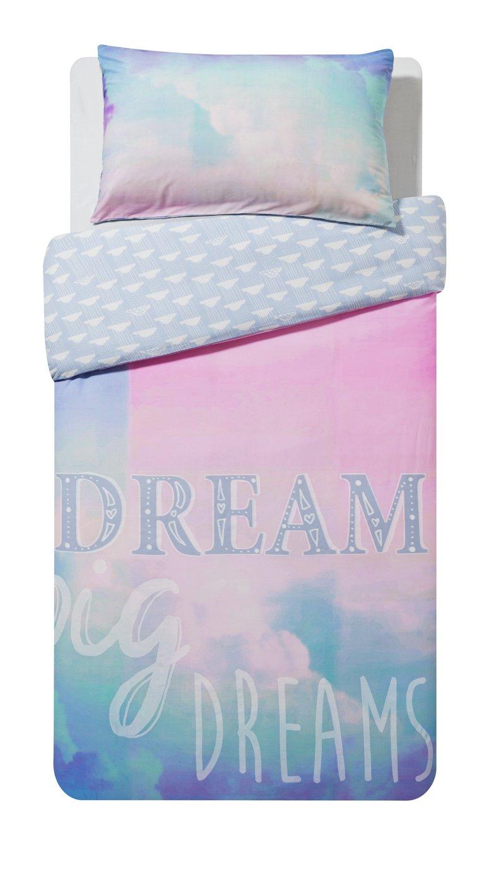 collection dream big dreams bedding set  single